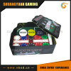 Texas Hold′em Poker Chip Set in Tin Case (SY-S37)