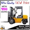 2.5/3/3.5/5/7/10 Tons Electric Diesel Forklift Truck with Best Price
