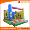 Inflatable Smurf Jumping Moonwalk Bouncer (T1-326)