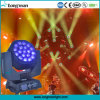 19X15W LED Bee Eyes Moving Head Light Zoom Wash Light