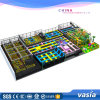 TUV Approved Trampoline Park with Playground for Play Center