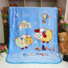 Warm Soft Plush Silky Flannel Children Blanket Throw