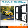 Outdoor P3.91 Rental LED Display Screen with Die Cast Aluminum Cabinet