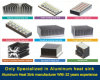 Hot Sale of Aluminum Heat Sink