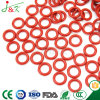Silicone, EPDM, FKM Rubber O Ring for Electrical Appliances