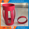 API 10d Single Piece Bow Spring Centralizer for Oilwell Casing