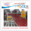 Plastic Machine for Insulated Sandwich Panel Roof Sheet Spanish Style 1040mm Width