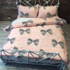 100% Cotton Jacquard Bedding Set for Home