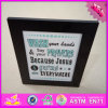 2016 Wholesale Wooden Waterproof Picture Frame, Cheap Waterproof Picture Frame, Fashion Wooden Waterproof Picture Frame W09A048