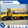16ton Truck Mounted Crane Telescopic Boom Crane Sq16sk4q