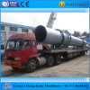 Good Quality Manure/ Fertilizer/Sand/ Ore/ Coal Slurry Rotary Dryer