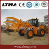 Small 5 Ton Wheel Log Loader for Sale