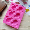 Mickey Mouse Pink 20*14.2*2.8cm Silicone Cake Mold