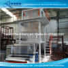 Lime Powder Degradable Plastic Bag Film Blowing Machine