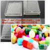 400 Holes Manual Steroid Powder Capsule Filler Capsule Filling Board