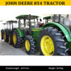 Cheap Farm Tractor John Deer 854 in China for Sale, Agricultural Tractor John Deer 854, Manufacturers John Deer 854 in China
