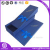 High-End Custom Recycled Leather Packaging Flower Box