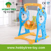 2017 Bear Style Ce Cetification Plastic Kids Swing (HBS17022D)