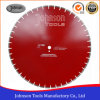 650mm Laser Diamond Saw Blades with Good Performance for Road Cutting