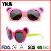 Six Colors Bear Cartoon Kids Eyewear with Ce FDA (YJ-217)