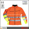 Polar Fleece Safety Softshell Jacket