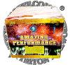 2 Inch Cake Amazing Performance 49 Shots Cake Fireworks Pyrotechnics