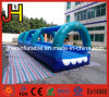 Mobile Inflatable Slip N and Slide for Water Games