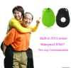 Kids GPS Tracker of Micro SIM Card Tracking Can Built-in Speaker and Microphone Voice Talking 2 Way Personal GPS Locator