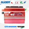 Suoer 1000W 24V 230V on Grid Solar Power Inverter with MPPT Technology (GTI-H1000B)