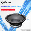 12 Inch Compact 300RMS Professional Loudspeaker Woofer