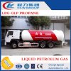 HOWO 20m3 GLP LPG Transportation Tank Truck for Sale