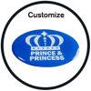 Epoxy Resin Dome Sticker