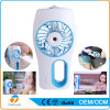 USB Handheld Rechargeable Fan Beauty Humidifier Mist Water Spray Air Conditioner Fan