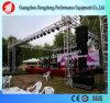 Concert Stage Light Roof Truss System/Steel DJ Truss/Customised Mini Lighting Truss Easy Install
