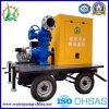 Big Flow Aquaculture Dewatering Diesel Horizontal Centrifugal Pump