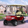 Golf Vehicle Electric Cart with Luxury Seat