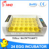 Hhd Automatic Chicken Egg Incubator for Sale Yz-24A