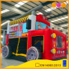 Fire Truck Style Inflatable Bouncer (AQ01397)