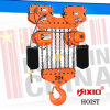 20 Ton Electric Chain Hoist with Electric Power Trolley