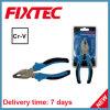 Fixtec 6 Inch Hand Tools Chrome Vanadium Combination Plier