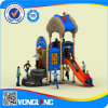 Kids Plastic Franchise Outdoor Playground Set Fort in China (YL-E042)