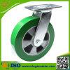 Heavy Duty Swivel Galvanized Polyurehtane Caster Wheels