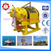 Air Pneumatic Winch for Boat