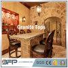 Polished Natural Yellow Granite for Bar Tops/Vanity Tops/Table