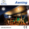 Remote Control Waterproof Folding Retractable Awning (B4100)