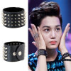 Silvering Silver Customerized Leather Fashion Jewelry Bracelet (HJ6102)