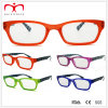 Hot Sales Plastic Ladies Reading Glasses with Stripe Pattern (WRP507251)