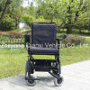Electric Power Wheelchair with Paded Seat and Paded Back for Elderly (XFG-107FL)