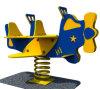 Kaiqi PE Plastic Spring Rider - Plane (KQ50162Q)