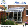 Cheap Motorized Polyester Folding Retractable Awning B3200